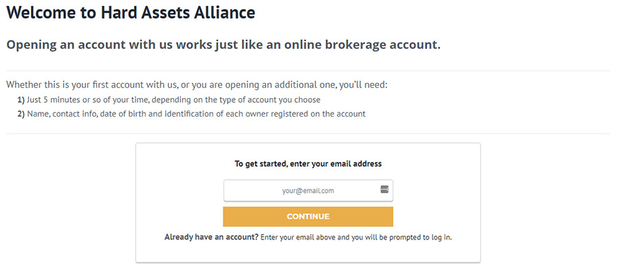 Hard Assets Alliance Review