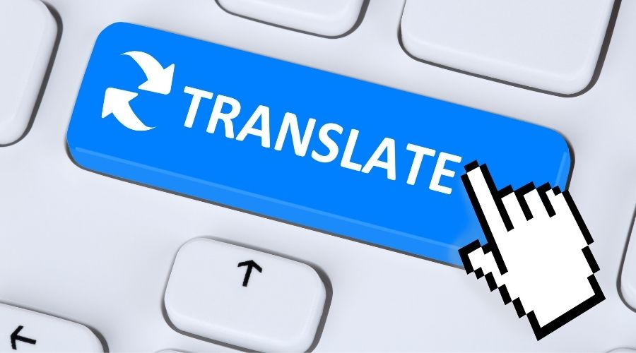 Translate Websites and Blogs