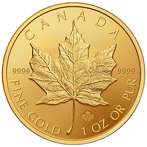 Gold Investment Coins