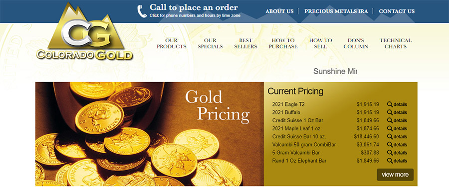 Colorado Gold Review